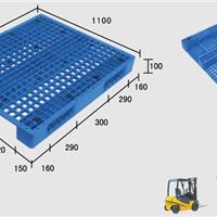 供应昆明1100*1100塑料托盘