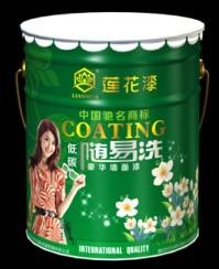 常德油漆涂料代理选择最有市场品牌莲花漆