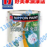 立邦金装竹炭净味全效内墙乳胶漆5L