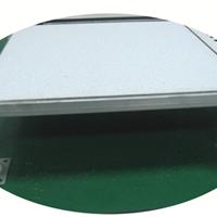 供应惠华全钢防静电PVC高架活动地板