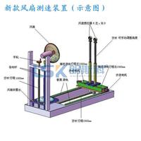 供应电风扇风量试验室