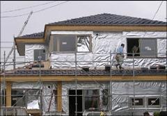 别墅屋面墙面用隔热反射膜热辐射阻隔膜