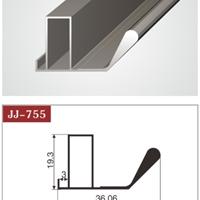 2013年盈河新款隐框双面板深加工铝材