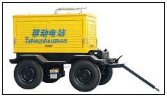 扬州福康斯移动式柴油发电机组出售