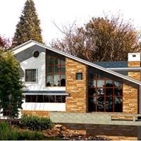 轻钢别墅的优点?轻钢别墅造价、保定轻钢别墅―固美轻钢
