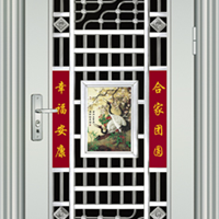 供应不锈钢门、入户门、非标门
