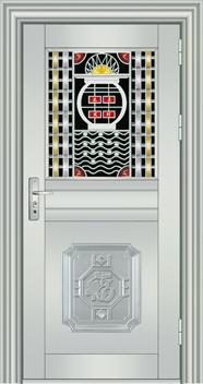 供应不锈钢门、防盗门、入户门、非标门、佛山批发厂家