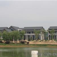 专业生产供应平改坡用彩钢琉璃瓦