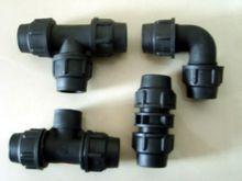 新疆耐特HDPE耐磨管件,直销PE管