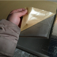 供应供应闭孔海绵 闭孔聚乙烯不干胶板 闭孔聚乙烯泡沫