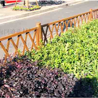 草坪护栏|小区防护栏|绿化护栏