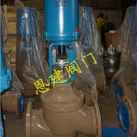 供应 ZDLM精小型电子式电动套筒调节阀