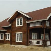2013年批量供应木别墅,景区木屋