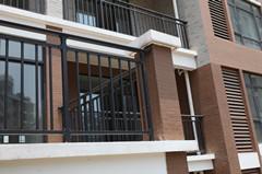 供应阳台护栏/锌钢栏杆/阳台护栏价格