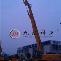 供应挖掘机装3段臂拆迁房屋拆楼