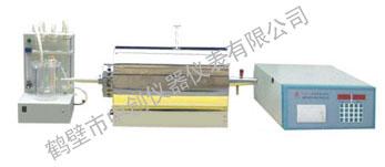 砖厂煤质化验室仪器、KZDL-6煤炭测硫仪厂家