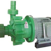 工程塑料材质FS型耐腐蚀离心泵