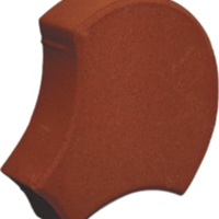 供应扇型,弧型,鱼尾型建菱砖