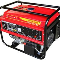 供应3KW美式电启动汽油发电机