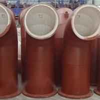 火电厂专用防腐管,直销钢玉管