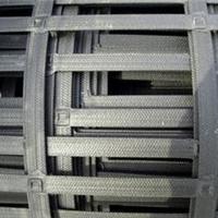 华信100N钢塑土工格栅价格
