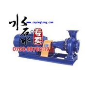 供应佛山水泵厂XA型单极离心泵