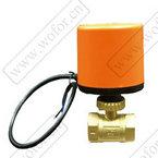 专业生产电动恒温控制阀,电动球阀