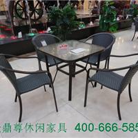供应户外铝合金桌椅