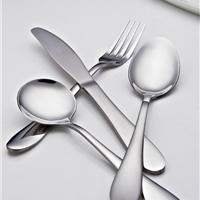 供应刀叉匙不锈钢餐具 不锈钢华家福刀叉匙