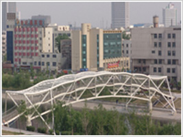 供应上海网架加工工程