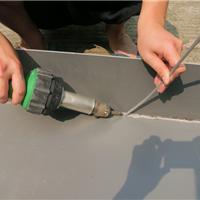 优质焊接pvc灰色硬板 耐酸碱防腐 新兴厂家