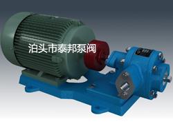 供应BC系列变频专用内啮合齿轮泵