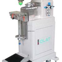 供应A苏州智能单色油盘式移印机