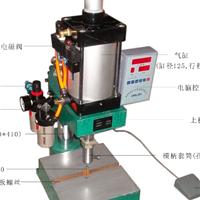 厂家供应小型桌面立式单柱气动压力机