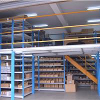 供应黑龙江阁楼式货架、黑龙江模具是货架