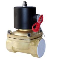供应二寸常闭管道疏水电磁阀2W500-50