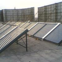 甘肃太阳能采暖兰州太阳能热水工程