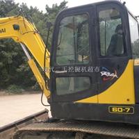 供应二手现代R60-7挖掘机