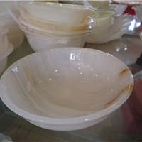 供应玉石石碗 玉石工艺 石都云浮工艺品
