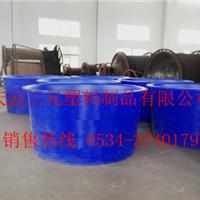 供应2吨敞口圆桶 竹笋腌制桶 食品腌制桶