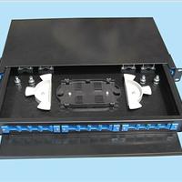 供应12芯机架式光缆终端盒