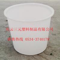 供应100L广口塑料缸塑料桶
