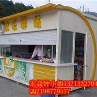 供应广东专业设计售货亭早餐亭,款式由您选