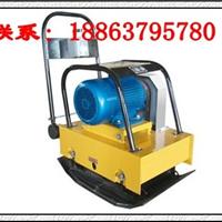 供应特价HZD200型电动平板夯,路面夯实机