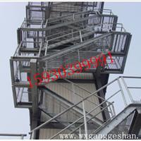 供应热镀锌钢格板检修平台