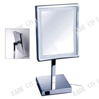 供应方形LED剃须镜 桌上LED剃须镜