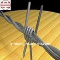 供应镀锌刺绳,热镀锌刺绳,电镀锌刺绳