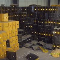 供应铸钢减速带,钢板减速带厂家批发