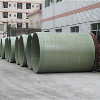 供应各种口径玻璃钢夹砂顶管