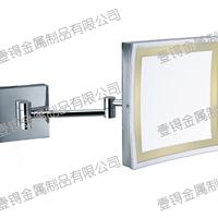 供应方形LED灯镜 方美容镜 方形剃须镜